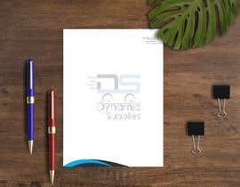 #7 untuk Logo and letter head design oleh jahidul2358