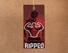 #104 for I need a Label designed for Mens Gym Wear by kironkpi