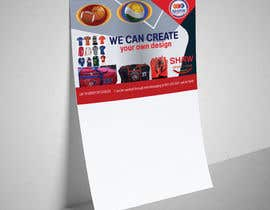 #32 for Flyer for Retail business that will be used as Twitter Banner by mrashidsarkar