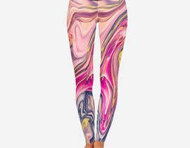 #294 для Design futuristic leggings for sublimation print от Designersohag