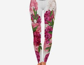 #318 для Design futuristic leggings for sublimation print от Designersohag