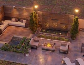 #33 for 3D Landscape Design For Backyard by fauzifau
