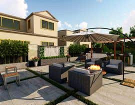 #38 for 3D Landscape Design For Backyard by ArchitectureFX