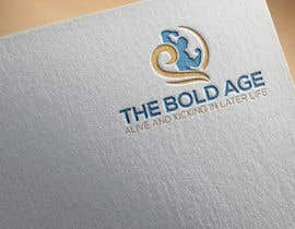 "#134 для Logo for website called ""The Bold Age"" от gdesign413"