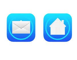 #12 for Create/modify 23 icons for Apple Home Screen by alimohamedomar