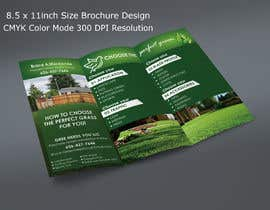 #7 for Needs a brochure for a fake grass company by noorulaminnoor