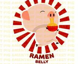 #51 for Logo design for a trendy ramen restaurant by izywi