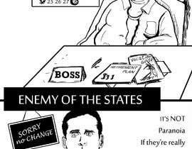 Nro 3 kilpailuun Original Cartoon - Office Humor käyttäjältä SamuelA314