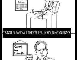 Nro 2 kilpailuun Original Cartoon - Office Humor käyttäjältä MridulRoy23