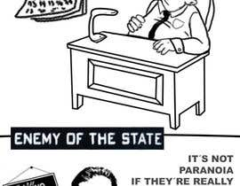 Nro 6 kilpailuun Original Cartoon - Office Humor käyttäjältä irenkgov