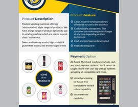 #18 for Product Presentation Flyer / One Pager by shakilaiub10