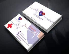 #85 para design double sided business card - WNY CPR por Mubasshirin