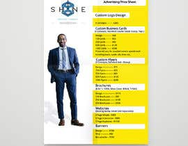 #25 for design digital flyer (((price sheet flyer))) af rabbybd365
