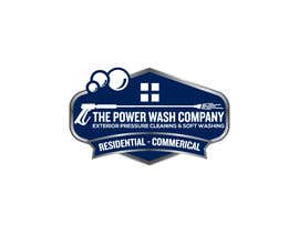 #11 cho Design a Power Washing Business Logo bởi jonymostafa19883