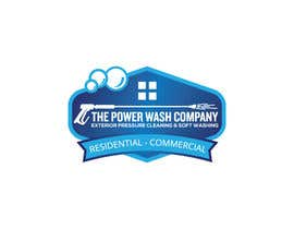 #14 cho Design a Power Washing Business Logo bởi jonymostafa19883