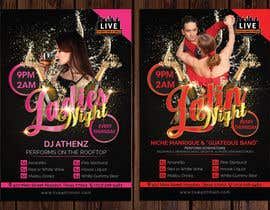 nº 31 pour Flyer for Bar Latin Night & Ladies night par ssandaruwan84