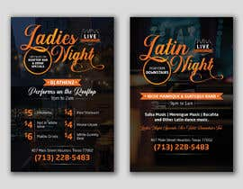nº 19 pour Flyer for Bar Latin Night & Ladies night par pardessiaakash