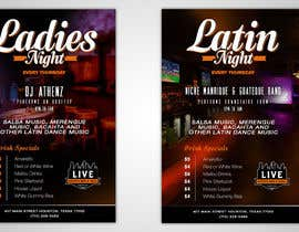nº 32 pour Flyer for Bar Latin Night & Ladies night par gt4ever