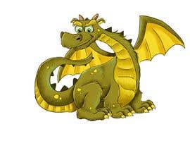 #7 cho Illustration of Linus & Dragon bởi ibrahimkaldk