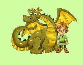 #12 cho Illustration of Linus & Dragon bởi ibrahimkaldk