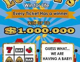 nº 19 pour Designing a Lotto Ticket par yami22hj