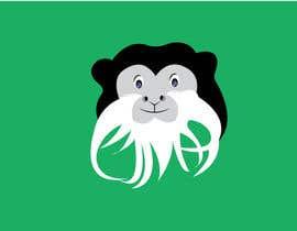 #21 untuk Make Cartoon Drawing of Face Of Tamarin Monkey oleh proveskumar1881