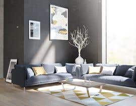 nº 16 pour Blender living room & interior 3D Design par Garzadaniel55