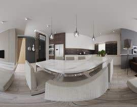 nº 2 pour Blender living room & interior 3D Design par beehive3dworks