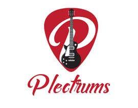 radoanibrahim tarafından I need a logo and cover photo for Facebook for my Plectrums business. için no 74