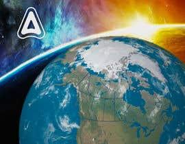 Nro 11 kilpailuun Photoshop a picture of North America käyttäjältä subirdhali212