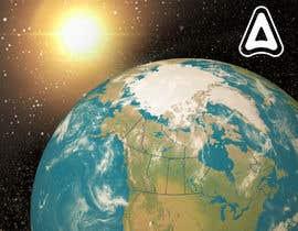 Nro 12 kilpailuun Photoshop a picture of North America käyttäjältä subirdhali212