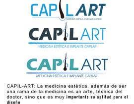 Nro 20 kilpailuun Nombre para clinica de medicina estetica e impkante capilar käyttäjältä andresarjona