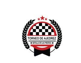 nº 15 pour chess tournament logo par Azadtipu