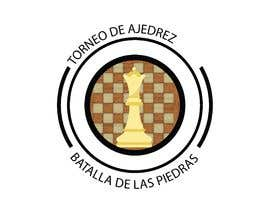 nº 16 pour chess tournament logo par Azadtipu