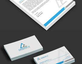 #144 para Business Card, Letterhead and shirt embroidery design por redwanhussein52