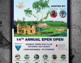 #41 для Charity Golf Tournament Flyer от moslehu13