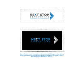 #565 for LOGO for: Next STOP Consulting by moniruzzaman7