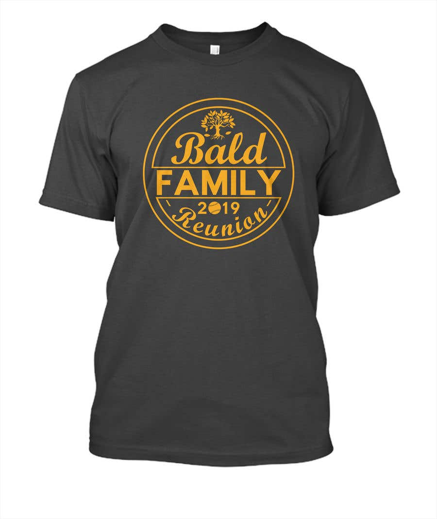 2983c4574 Entry #33 by appleprodhan46 for One color TShirt design for family ...