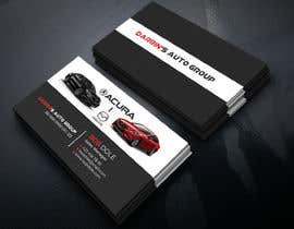 #208 for Design a business card by redwanhussein52