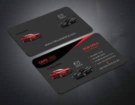 #210 for Design a business card by MRJaklin