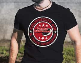 #184 for T Shirt design - logo and slogan af stsohel92