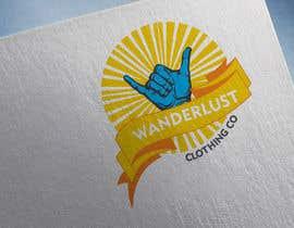 sanchita1118 tarafından I need a logo for a travel clothing brand için no 19