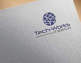 nº 77 pour Logo pour notre société de services informatiques par ZakirHossenD