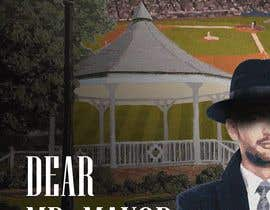 """Nro 20 kilpailuun I need a illustration for a musical production called """" Dear Mr Mayor"""". The gazebo being the main focus and the baseball field in the background with a gruff looking Mayor in the front left. käyttäjältä xareef"""