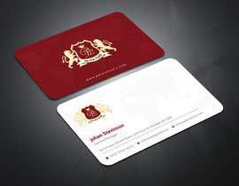 #74 para Business card design por Uttamkumar01