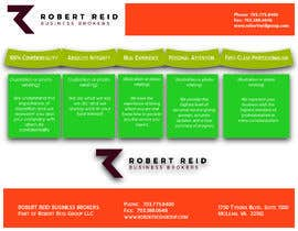 #13 for Design Infographic showing Why Robert Reid Business Brokers by ibrahimkhalil111