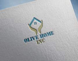 Nro 165 kilpailuun Create a logo for Olive Home Inc. käyttäjältä yassme