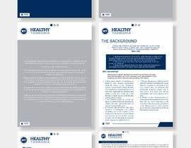yunitasarike1 tarafından Corporate PDF document - Whitepaper için no 3