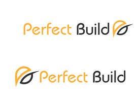 "mdsajib54 tarafından Simple, High Class Logo Design for Brand called ""Perfect Build"" için no 102"