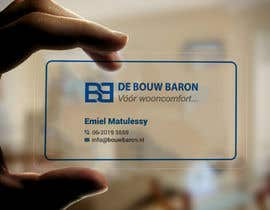 #179 para business card contractor por dipangkarroy1996